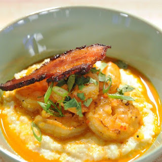 Shrimp and Cheese Grits.