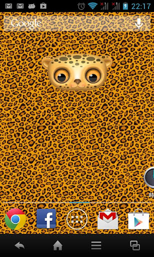 【免費個人化App】Zoo Live Wallpaper - Leopard-APP點子