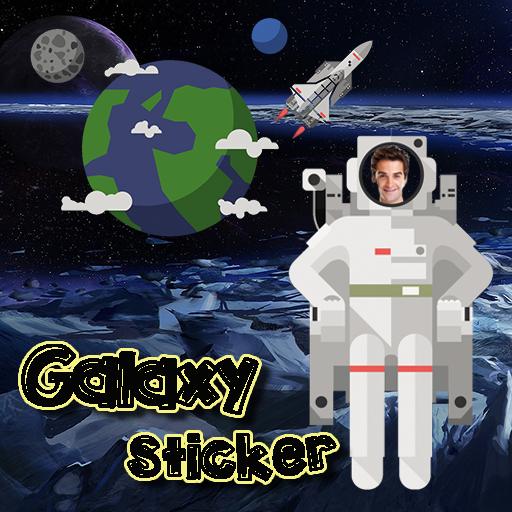 銀河貼紙相機 攝影 App LOGO-APP試玩