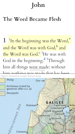 Read and Study the Bible Online - Search, Find Verses