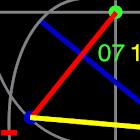 Clock LWP ExZentric icon
