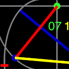 LWP Reloj ExZentric icon