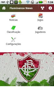 Fluminense News - screenshot thumbnail