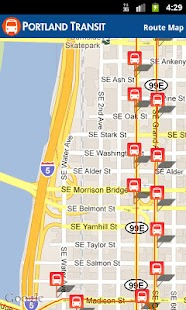 Portland Transit - screenshot thumbnail