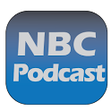 NBC Podcast News logo