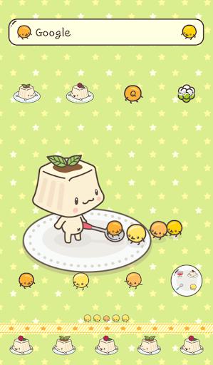 tofu toffy 도돌런처 테마