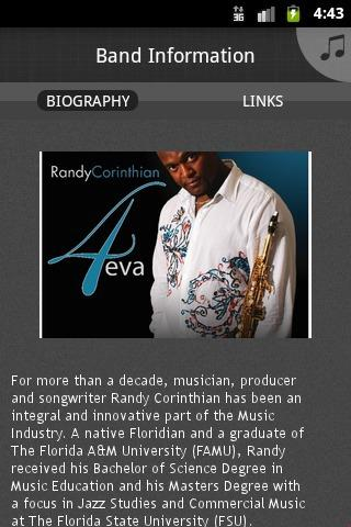 Randy Corinthian - screenshot