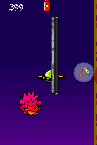 Ninja's Ascent Free - screenshot