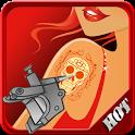 tattoo game free icon