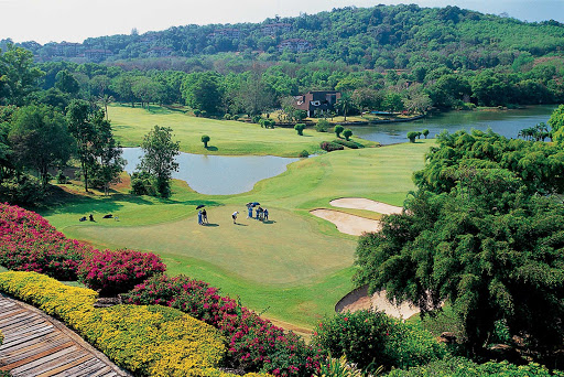 Thailand-golf-8 - Thailand is renowned for its scenic golf courses.