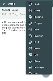 Locus Addon FieldNotes - screenshot thumbnail