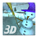 Snow 3D Live Wallpaper icon