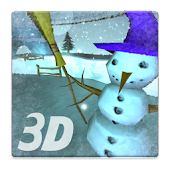Snow 3D Live Wallpaper