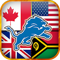 Country Word 2015 - Flag Quiz icon