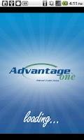 Screenshot of Advantage One FCU