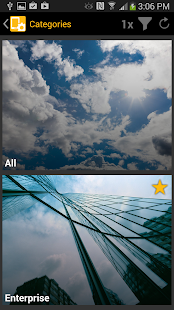Afaria Client for Android - screenshot thumbnail