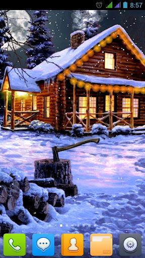 Winter Holiday Pro LWP