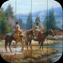Tile Puzzle - Unique Paintings icon