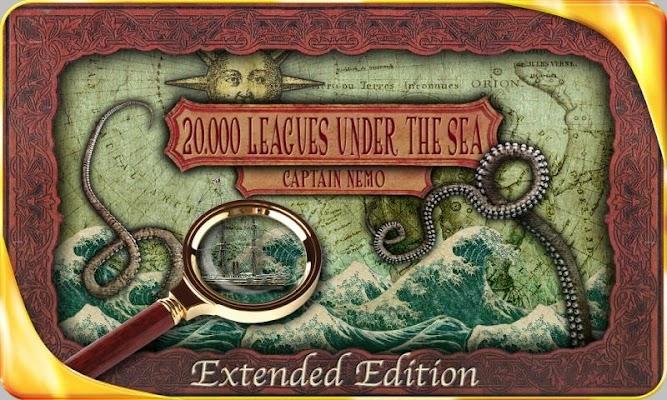 20.000 Leagues Under the Sea - screenshot