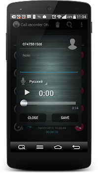 Call Recorder One Touch Full