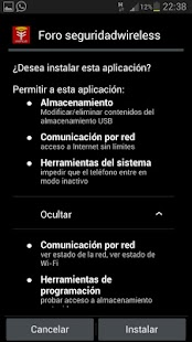 Foro seguridadwireless- screenshot thumbnail