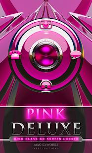 GO locker pink deluxe
