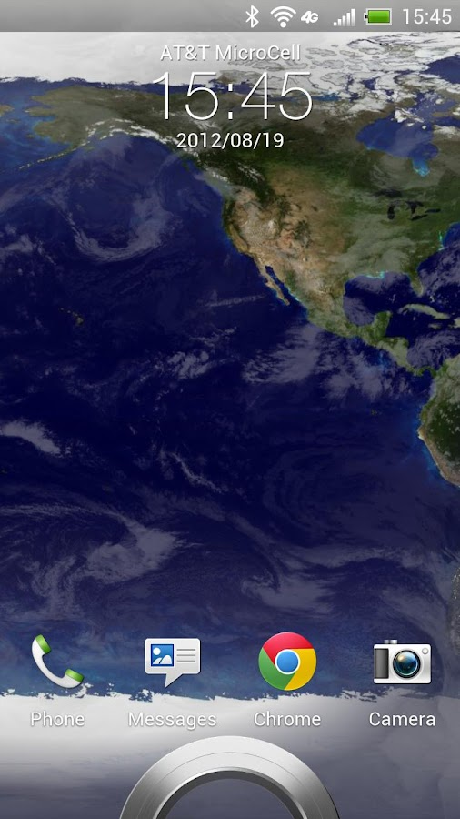 Catfood Earth Live Wallpaper- screenshot
