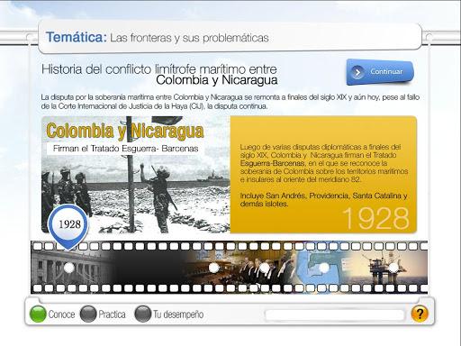 玩教育App|Las Fronteras免費|APP試玩