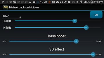 Screenshot of MusicFX6