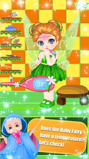 Fairytale Doctor Baby Fairy