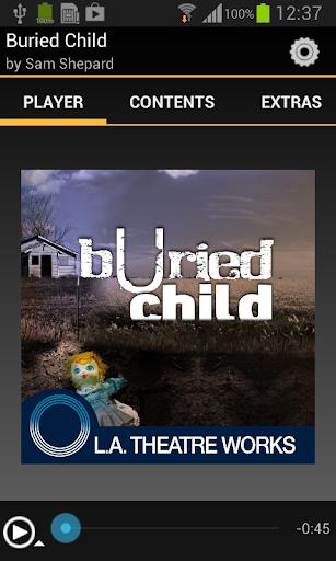 Buried Child Sam Shepard