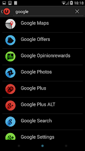 Umbra - Icon Pack - screenshot thumbnail
