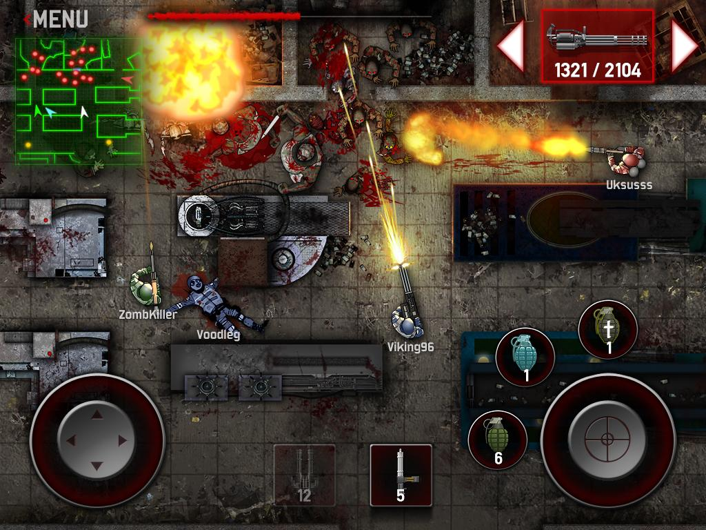 SAS: Zombie Assault 3 - screenshot
