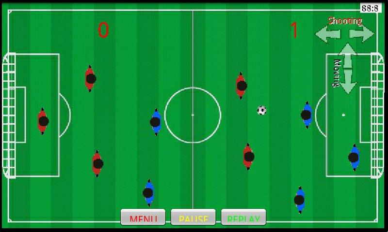 Soccer HS- screenshot