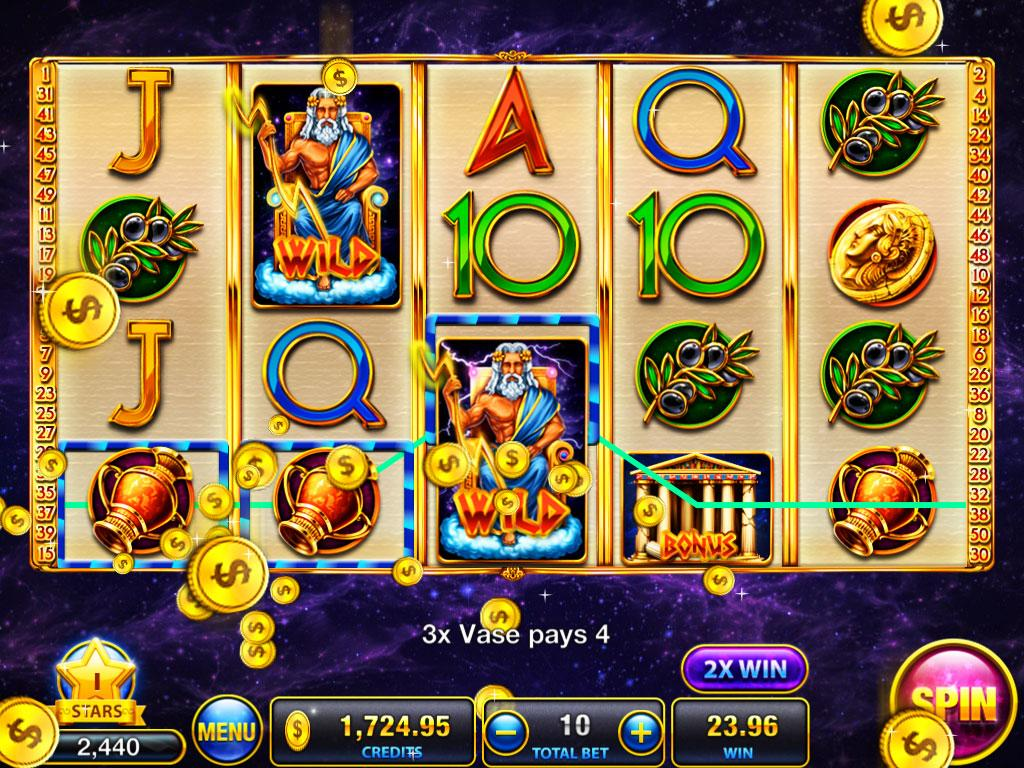 online casino websites game slots