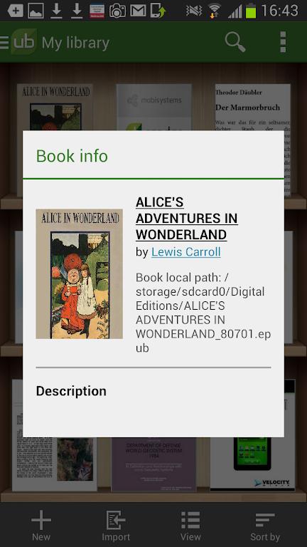 Download Universal Book Reader Full Key APK latest version