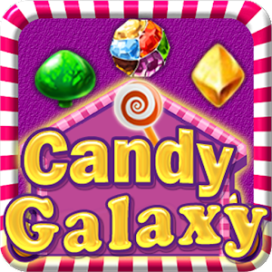 Candy Galaxy for PC and MAC