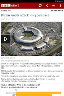 BBC News Screenshot 31