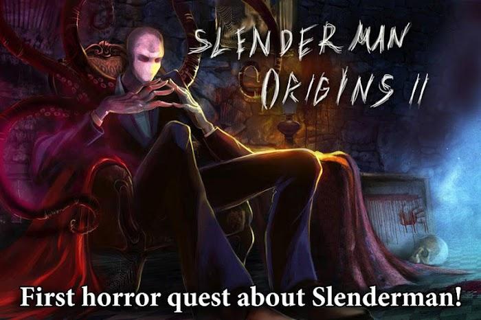 Slender Man Origins 2 Saga- screenshot thumbnail
