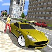 Taxi driver 3D Simulator Game