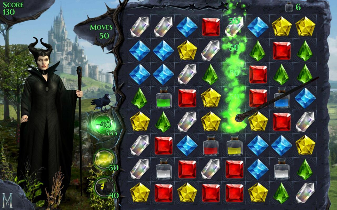 Maleficent Free Fall screenshot #21