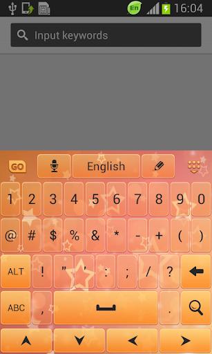玩免費個人化APP|下載鍵盤加上橙色 app不用錢|硬是要APP