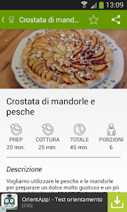 Ricette Facili- screenshot thumbnail