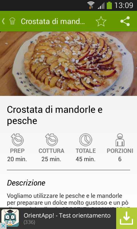 Ricette Facili- screenshot