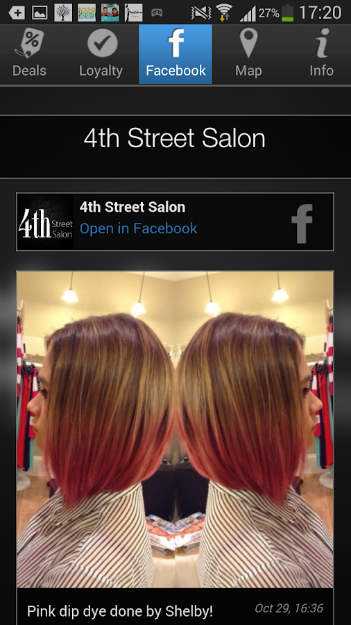 4th street salon android apps on google play