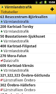Värmlandstrafik - screenshot thumbnail