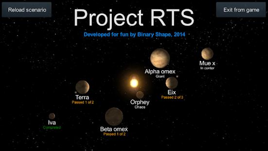 Project RTS 策略 App-愛順發玩APP
