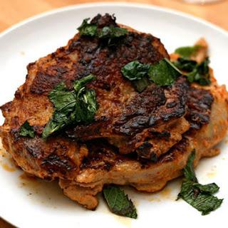 Harissa and Yogurt-Marinated Chicken