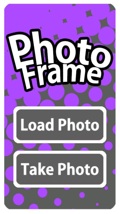 PhotoFrame - screenshot