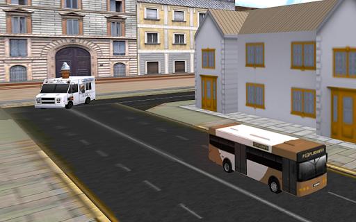 城市公交停車3D模擬器